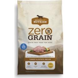 Rachael Ray Nutrish Zero Grain Natural Turkey & Potato Recipe Dry Dog Food 14-lb