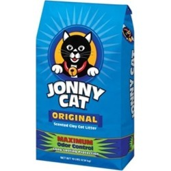 Jonny Cat Original Maximum Odor Control Clay Cat Litter 10-lb