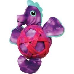 KONG Sea Shells Seahorse Dog Toy Medium/Large