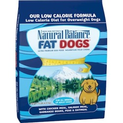 Natural Balance Fat Dogs Low Calorie Dry Dog Food 28-lb