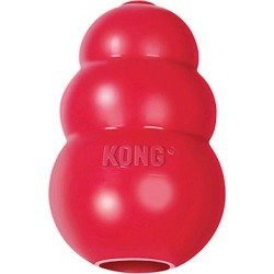 Kong Classic Dog Toy Large 4' (Dogs 30-65lbs)