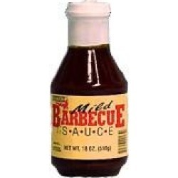 Cookshack Mild Barbecue Sauce, 18oz.