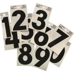 Self-adhesive Reflective Numbers, 5