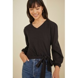 Dabria Top For Women - Black