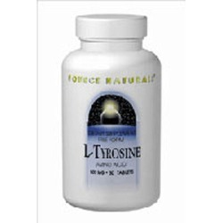 L-Tyrosine 50 Tabs by Source Naturals found on Bargain Bro India from Herbspro - Dynamic for $7.50