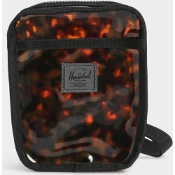 Herschel - Cruz Crossbody Bag in Clear Tortoise Shell found on MODAPINS from glue store for USD $23.13
