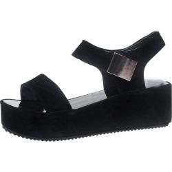 Costbuys  Sandals femme nouveau shoes woman Women's Summer Sandals Shoes Peep-toe Low Shoes Roman Sandals Ladies Flip Flops  O10