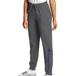 Champion Women Powerblend Joggers Script Logo GF937 Y07459 found on Bargain Bro Philippines from Freshpair for $32.00