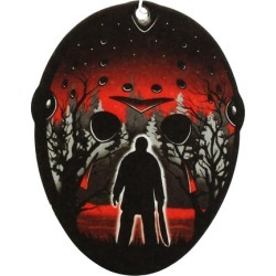 Friday the 13th Camp Crystal Lake Air Freshner found on Bargain Bro Philippines from Toynk Toys for $8.99