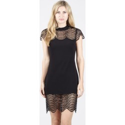 Cut Out Lace Bodycon Dress found on Bargain Bro UK from Izabel London UK