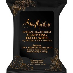 4th Ave Market: Shea Moisture Makeup Remover Face Wipes, African Black Soap, With Tea Tree Oil & Calendula found on MODAPINS from 4th Ave Market for USD $7.42