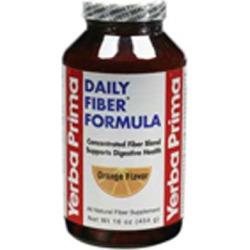 Daily Fiber Formula Orange Powder 16 Oz by Yerba Prima found on MODAPINS from Herbspro - Dynamic for USD $14.79