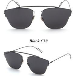 Costbuys  6 Colors Minimalist Frame Glasses Eyewear New Vintage Fashion Summer Sunglasses Women Men Brand Designer oculos de sol