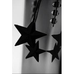 Stella Charm - black