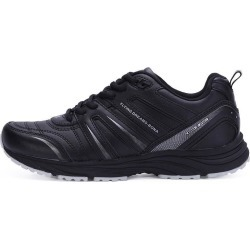 Costbuys  Men Running Shoes Outdoor Walking Jogging Shoes Breathable Sneakers Comfortable Athletic Shoes For Men - BLACK / 8.5