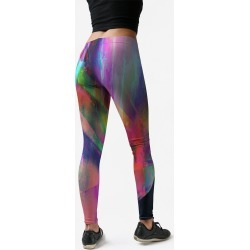Leggings - Rays #3 by PRIDE Original Artist found on Bargain Bro India from SHOPVIDA for $75.00