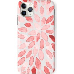 iPhone Case - Brush Strokes Floral Red by VIDA Original Artist found on Bargain Bro Philippines from SHOPVIDA for $35.00