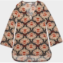 Glamorous - Paisley Top in Navy & Rust found on MODAPINS from glue store for USD $14.59