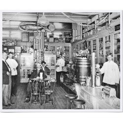 Old-time Pharmacy found on Bargain Bro India from The New York Times Company Store for $265.00