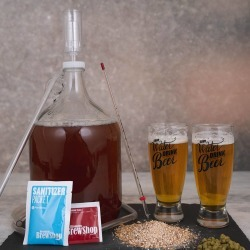 Beer Lover's Brewing Kit | Gift Sets for Men by GiftBasket.com