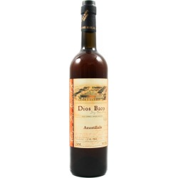 Dios Baco Amontillado Sherry found on Bargain Bro UK from Sous Chef