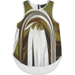 Sleeveless Top - Something There by VIDA Original Artist found on Bargain Bro India from SHOPVIDA for $90.00