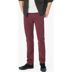 Joe's Jeans Men's The Brixton Straight Jeans in Red | Size 32 | Cotton/Elastane