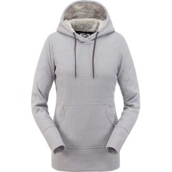 Spyder Women's The Waffle Hoodie Size Small in Alloy