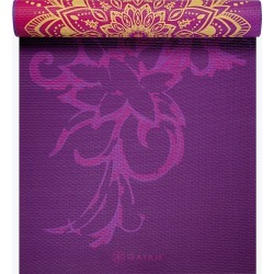 Reversible Royal Bouquet Yoga Mat (6mm) found on Bargain Bro from Gaiam for USD $26.58