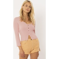 Amuse Society Tropicana Long Sleeve Sweater Top - Women's found on MODAPINS from The Last Hunt for USD $35.58