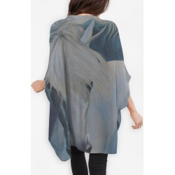 Cocoon Wrap - Beyond The Veil by VIDA Original Artist found on Bargain Bro Philippines from SHOPVIDA for $125.00