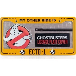 Ghostbusters ECTO-1 License Plate Frame For Cars Ghostbusters Collectible found on Bargain Bro Philippines from Toynk Toys for $14.99