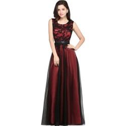 de3c6ca12c5c Costbuys Burgundy Pink Mint Green bridesmaid dresses Long bridesmaid dress  Wedding Formal Dress Gown - cps591
