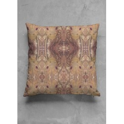 Accent Pillow - Matte Square - Isis Ra Records Ltd by VIDA Original Artist