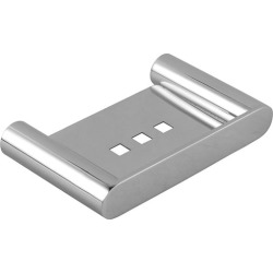 Soap Dish Holder Stainless Steel Wall Mounted