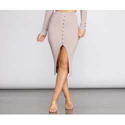 Babe Status Skirt
