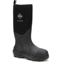 Men's Arctic Sport Tall Steel Toe Boot in Black | 14 | The Original Muck Boot Company