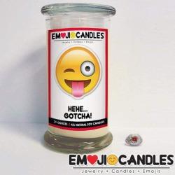 Gotcha    Emoji Candles