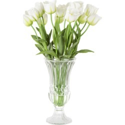 Cheshire Tulips White found on Bargain Bro India from interiors online AU for $104.90
