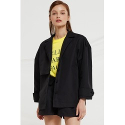 PAIGE PUFF SLEEVE BLAZER found on Bargain Bro India from jae. co., ltd for $118.00