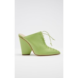 Atalaia Mule - 40 / Lime found on Bargain Bro UK from Roland Mouret