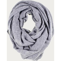 Grey Double Size Knitted Cashmere Snood found on Bargain Bro UK from black.co.uk