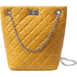 ba5967f585c9 Costbuys Luxury Brand Women Plaid Tote Bag Female Handbags Designer PU  Leather Big Crossbody Chain Messenger