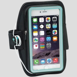 Nathan SonicStorm Armband Packs & Carriers Black/Cockatoo found on Bargain Bro India from Holabird Sports for $24.95