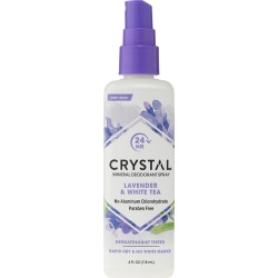 Mineral Deodorant Spray - Lavender & White Tea