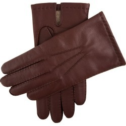 Dents Men's Handsewn Cashmere Lined Leather Gloves In English Tan Size 10 found on Bargain Bro UK from Dents