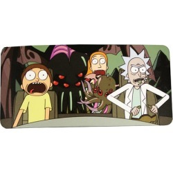 Rick And Morty Spaceship Car Sun Shade found on Bargain Bro Philippines from Toynk Toys for $29.99