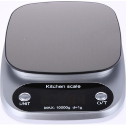 Kitchen Scale Digital LCD Electronic Weight Scales 10kg 1g found on Bargain Bro Philippines from Simply Wholesale for $36.79
