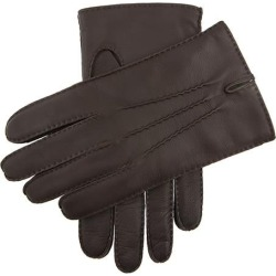 Dents Men's Cashmere Lined Handsewn Leather Gloves In Brown Size Xl found on Bargain Bro UK from Dents