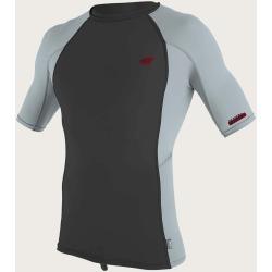 O'Neill Premium Skins S/S Rash Guard Men's Raven,